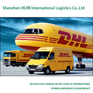 Shipping Electronic Cigarette Door to Door safety by DHL
