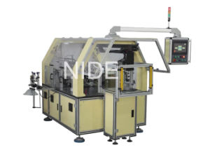 Automatic Armature Double Flyer Copper Wire Winding Machine pictures & photos