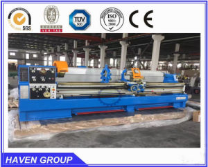 China High Precision Manual Lathe Machine pictures & photos
