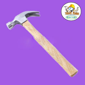 8oz 12oz 16oz High Quality Claw Hammer with Wooden Handle