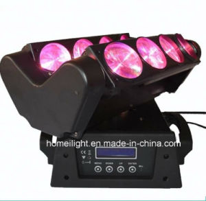 Spider RGBW Movingh Head for LED Disco Light pictures & photos
