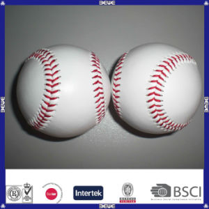 2016 China Hot Sale Leather Baseball Ball pictures & photos