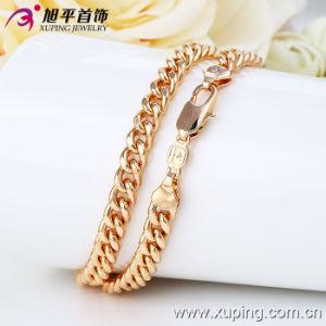 Fashion Men 18k Gold Color Necklace (42406) pictures & photos