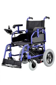 Hot Sale Medical Product Disabled Folding Power Electric Wheelchair Epw66 pictures & photos