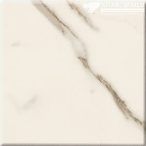 Polished Bianco Statuano Venato Marble Slabs for Flooring & Wall (MT089) pictures & photos