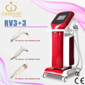 3 Treatment Model RF Penetration Radio Frequency Facial Machine Home pictures & photos