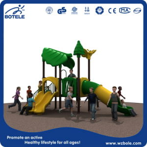 Botele 2015 Newest Hot Selling Natural Series Outdoor Playground Children Games Playground Equipment Kids Outdoor Playground