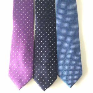 New Dotty Design Woven Silk Neckties pictures & photos