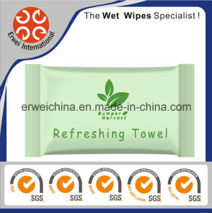 Refreshing Wet Cotton Towels pictures & photos