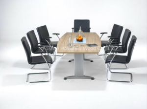 Direct Furniture Factory Barrel Boardroom Meeting Table (HF-RE011) pictures & photos