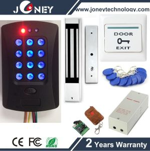 Standalone Control One Door Wiegand RFID Access Control with Keypad pictures & photos