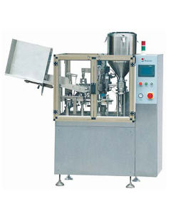 Gf60 Soft Tube Filler Machine pictures & photos
