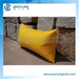 Stone Blcok Removing Air Cushion and Air Bags From Bestlink pictures & photos