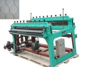 Normal Hexagonal Wire Mesh Machine pictures & photos