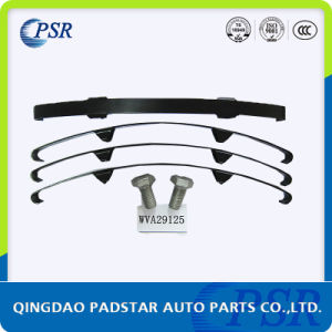 Brake System Supplier Apply for Wva29087 Brake Pads Accessories pictures & photos