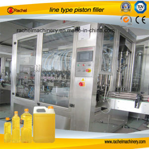 Liner Type Oil Filling Machine pictures & photos