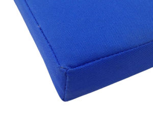 2 Panel Foldable Stadium Seat Cushion pictures & photos