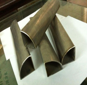 P Shape Mild Steel Hollow Section for Steel Structure pictures & photos