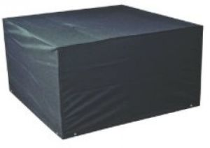 Dark Green 6 Seater Rectangular Cube Set Cover pictures & photos