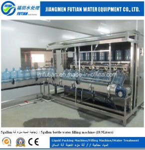 5gallon Pure Water Filling Machine
