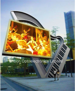 HD P6 SMD3535 Outdoor Advertising LED Display for Fixed Installation pictures & photos