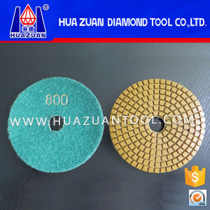 4 Inch Angle Grinder Abrasive Polishing Pad pictures & photos