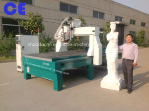 4 Axis Rotary CNC Router Machine pictures & photos