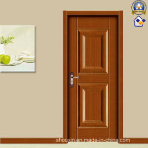 The Hot Sell Steel Wooden Door (sx-24-2003) pictures & photos