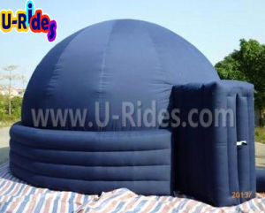 Projection inflatable astronomy tent For Kids pictures & photos