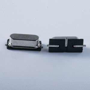 Complete Range of Articles Hc-49 SMD Crystal Oscillator