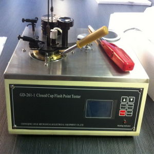 Gd-261-1 ASTM D93 Diesel Pensky-Martens Closed Cup Pmcc Flash Point Tester pictures & photos