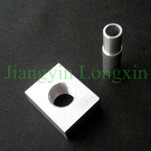 Machined Aluminum Profile for Connection pictures & photos