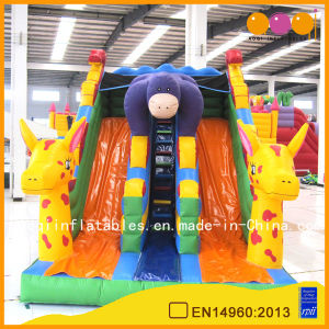 Kids Inflatable Toy Savannah Gorilla Inflatable Standard Slide (AQ184) pictures & photos