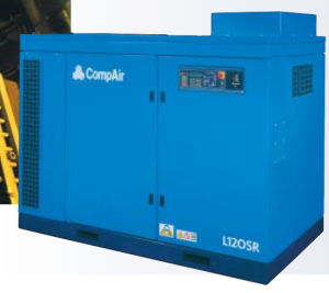 Compair Oil Injected Rotary Screw Compressors (L75G L90G L110G) pictures & photos