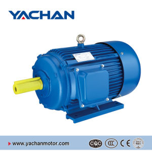 CE Approved Y Series Three Phase Induction Motor pictures & photos