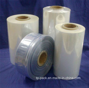 PVC Shrink Wrap Film for Tampering Resistance and Product Protection pictures & photos