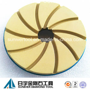 1500# Snail Lock Edge Grinding Wheel pictures & photos