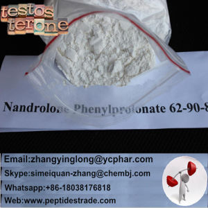 Anabolic Androgenic Steroids Nandrolone Phenylpropionate for Bodybuilding pictures & photos
