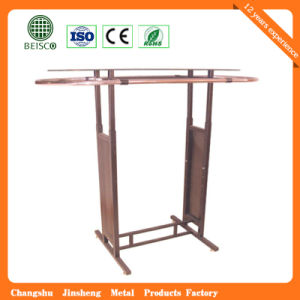 Stainless Steel Interior Design Display Clothes Stand pictures & photos