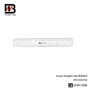 20 30cm Office Plastic Office Stationery Ruler Set pictures & photos