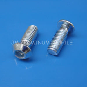Hex Socket Button Head Security Machine Screws M12 pictures & photos