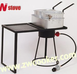 Portable Outdoor Folding Camping Stove Cooker