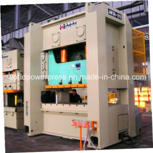 Jw36 China Made Automatic Punch Press Machine pictures & photos