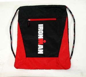 Custom Stylish Drawstring Gym Backpack Bags for Men (DS00120) pictures & photos