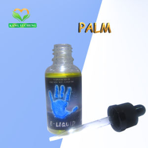 Kyc New Flavor Palm Folavor Tobacco Blend E-Liquid for E-Cig/Glass Bottle Packing/30ml, pictures & photos