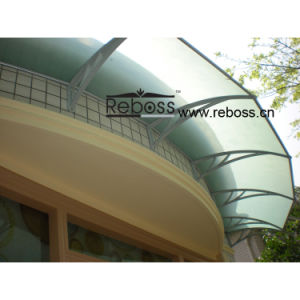Polycarbonate Canopy/ Awning for Window and Doors pictures & photos