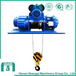 Electric Hoist/Wire Rope Hoist for Metallurgy Purpose pictures & photos