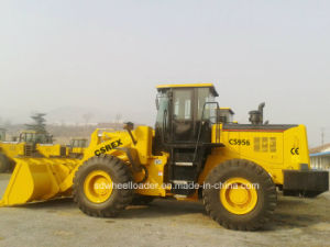 Multifunctional Zl50g, XCMG Wheel Loader (LW500KL) pictures & photos