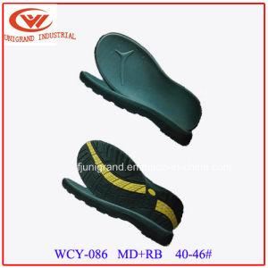 Summer Sandals Outsole with EVA and Rb Material pictures & photos