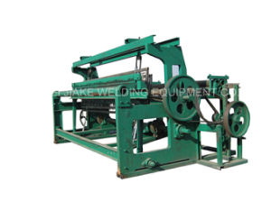 Best Price Rolled Wire Mesh Weaving Machine pictures & photos